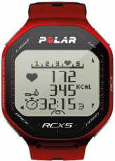 Пульсометр Polar RCX5 SD Run Red