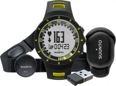 Пульсометр Suunto Quest Yellow Running Pack SS019155000